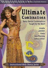 Belly Dance ~ Ultimate Combinations Vol 5