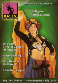 Belly Dance Television Video News Magazine Vol.2