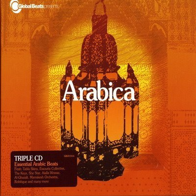 Arabica - Essential Arabic Beats (3 CD Set)