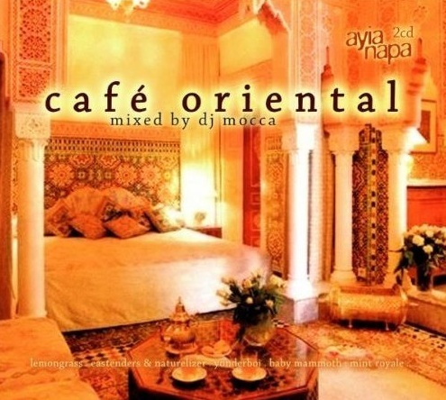 Cafe Oriental 1 (2CD Set)