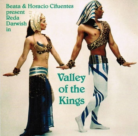 Beata & Horacio Cifuentes - Valley Of The Kings