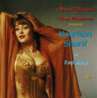 Aboudi Badawi & Tony Chamoun presents Nourhan Sharif  in Raqs Sharqi