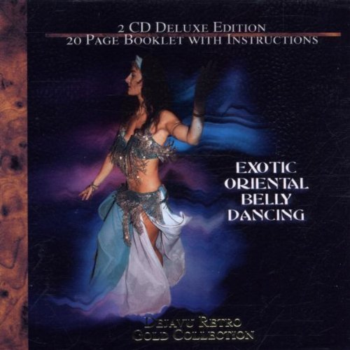 Exotic Belly Dancing - The Gold Collection (2 CD Box)