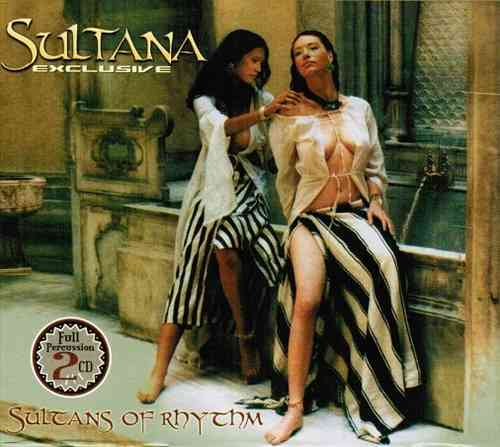 Sultan's Of Secrets - Sultana Exclusive (Full Percussion 2 CD Set)