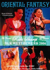 Beata & Horacio Cifuentes - Raks Sharqi Contest 2006 and Gala Show (2 DVD Set)