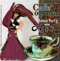 Apo - Cafe Orientale (Dance Party With Apo)