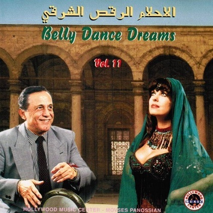 Setrak Sarkissian - Vol.11 Belly Dance Dreams