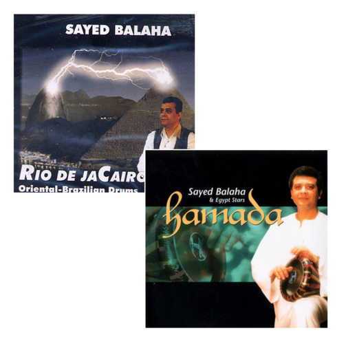 Sayed Balaha - From Egypt To Brazil