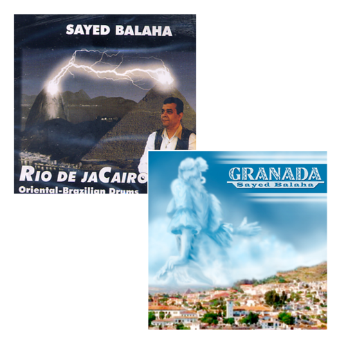 Sayed Balaha - From Granada To Rio