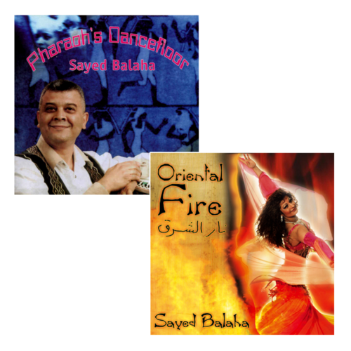 Sayed Balaha - Pharaoh's Dance With The Fire