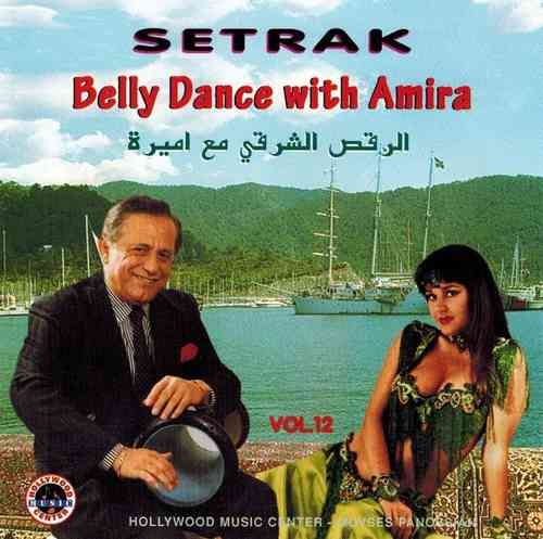 Setrak Sarkissian - Vol.12 Belly Dance With Amira