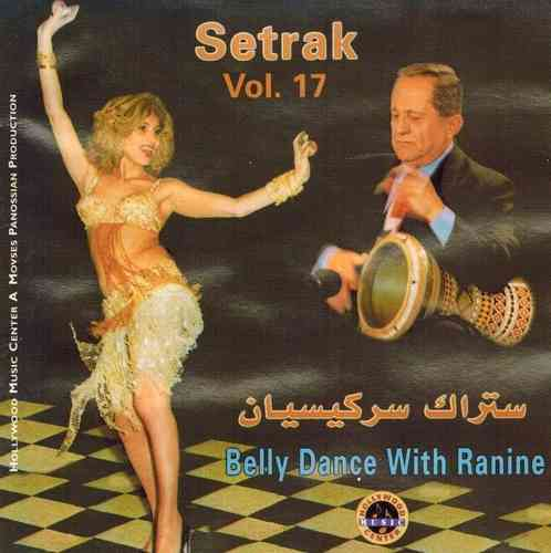 Setrak Sarkissian - Vol.17 Belly Dance With Ranine