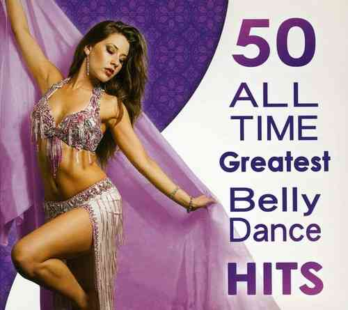 50 All Time Greatest Bellydance Hits (2 CD Set)
