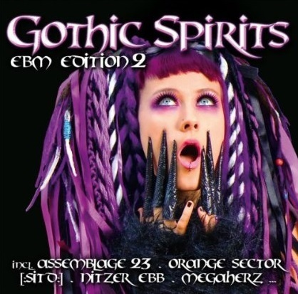 Gothic Spirits - EBM Edition 2 (2 CD Set)