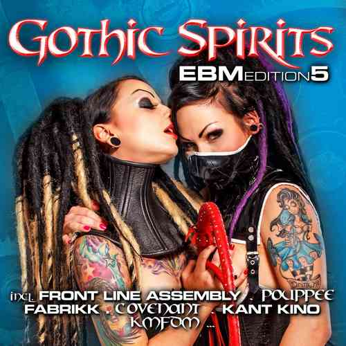 Gothic Spirits - EBM Edition 5 (2 CD Set)