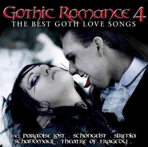 Gothic Romance 4 - The Best Goth Love Songs (2 CD Set)