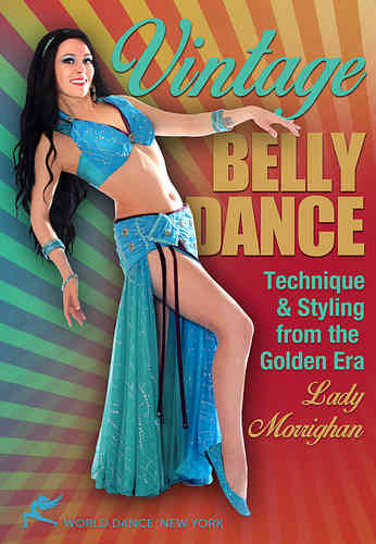 Lady Morrighan - Vintage Belly Dance