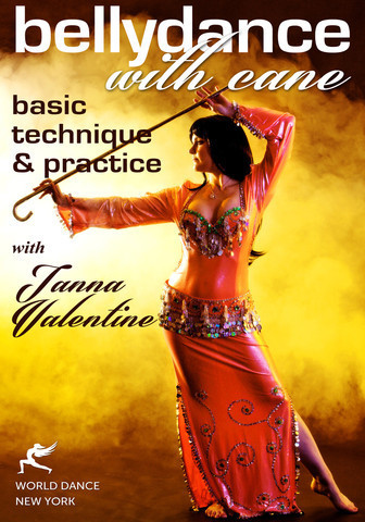 Tanna Valentine - Belly Dance with Cane