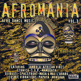 Afromania Vol.3 (Afro Dance Music)