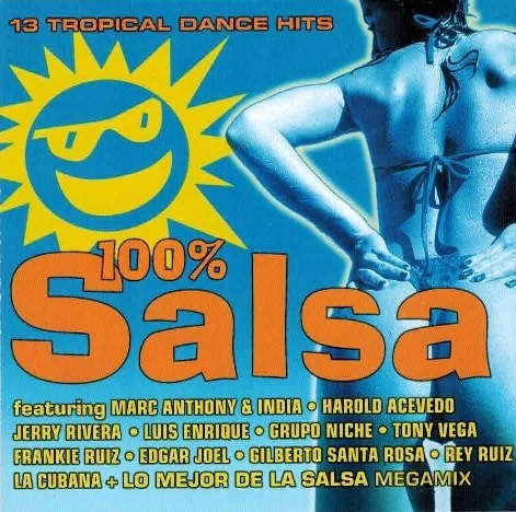 100% Salsa - 13 Tropical Dance Hits