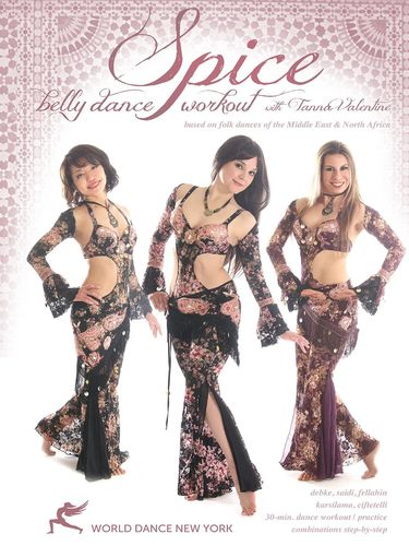 Tanna Valentine - Spice (The Belly Dance Workout)