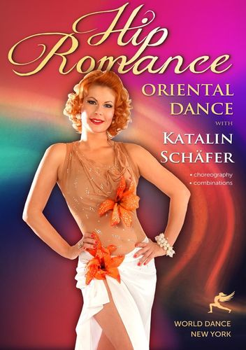 Katalin Schäfer - Hip Romance - Oriental Dance(Advanced Belly Dance)