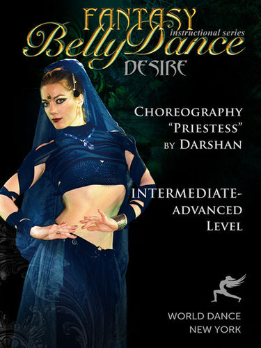Darshan - Temple Priestess(Belly Dance Choreography)