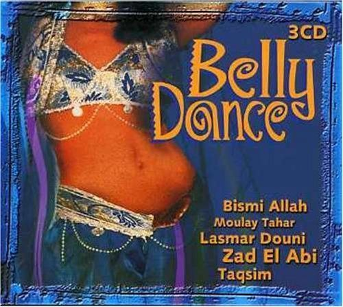 Belly Dance (Bismi Allah,Zad El Abi,Taqsim) (3 CD Box Set)