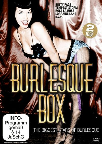 Burlesque Box (2 DVD Box)
