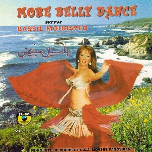 Bassil Moubayed - More Belly Dance With Bassil Moubayed(Vol.3)