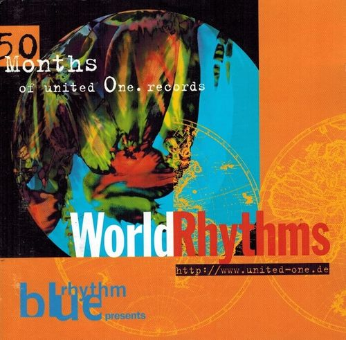 50 Months Of United One.Records - World Rhythms