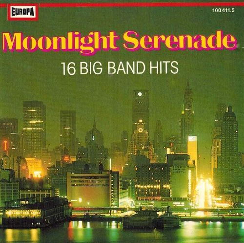 Hall Poll Winners Big Band - Moonlight Serenade(16 Big Band Hits)