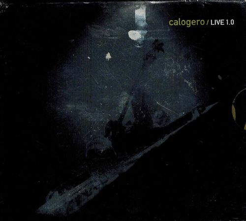 Calogero - Live 1.0 (2 CD Set)